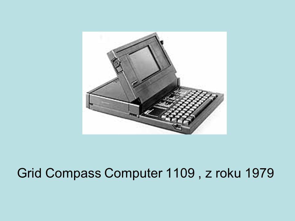 Grid Compass Computer 1109, z roku 1979