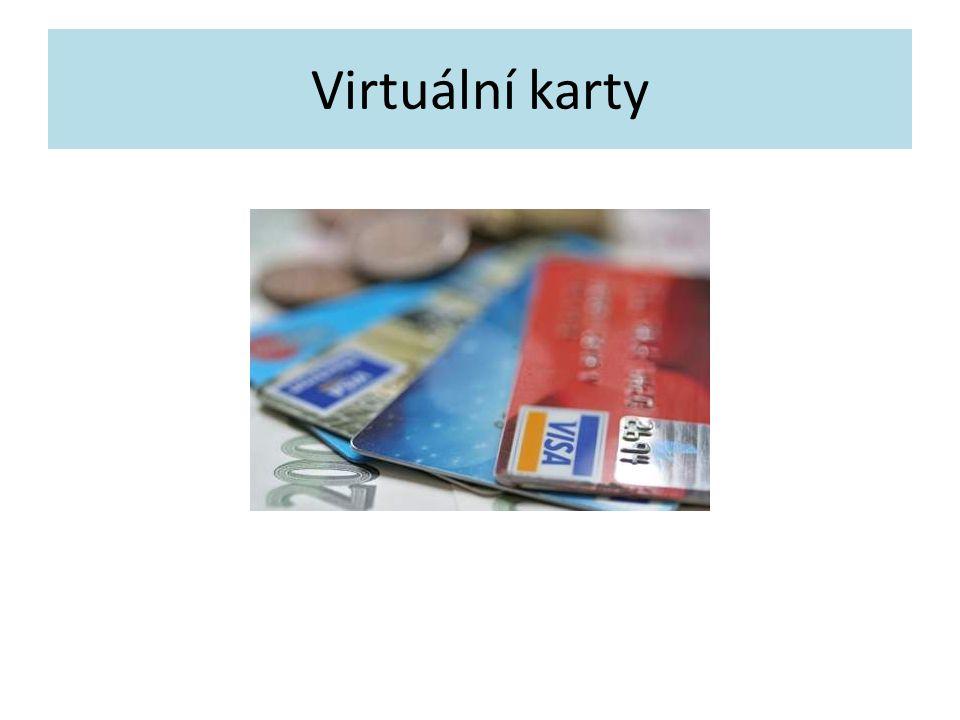Virtuální karty
