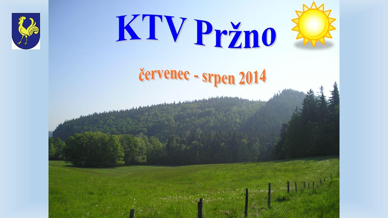 Příjemné prožití letních prázdnin všem občanům přeje OÚ Pržno.