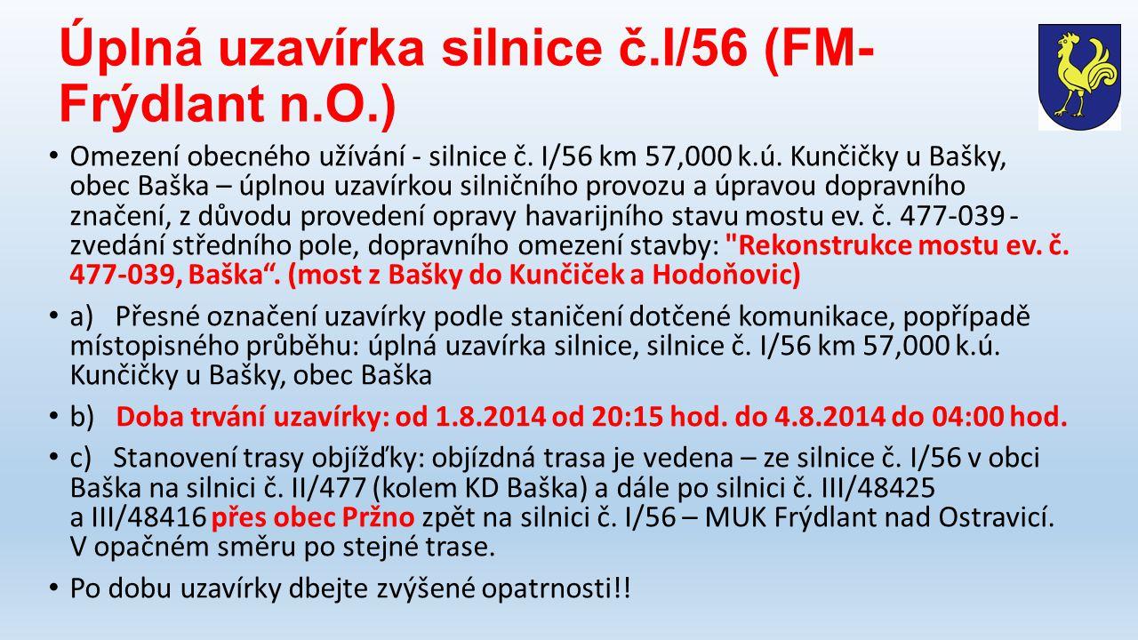 MHD č.14 již brzy také na Pržně.Od 31.8.