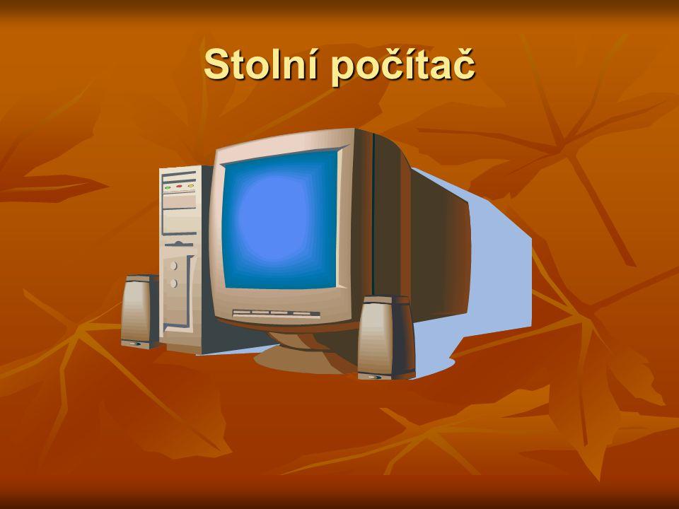Desktop (nebo desktopový počítač) je klasický stolní počítač tak, jak ho většina uživatelů zná.