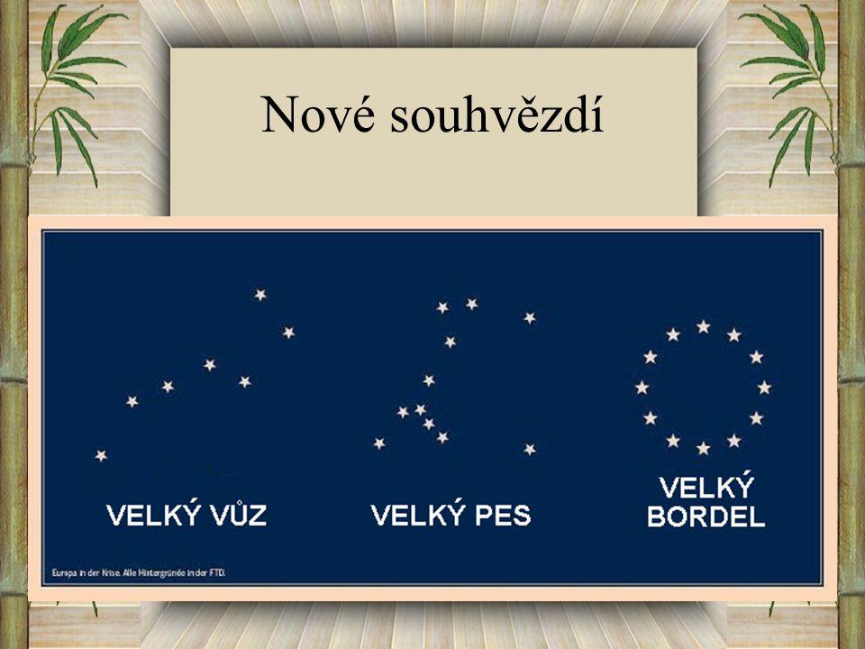 Nové souhvězdí
