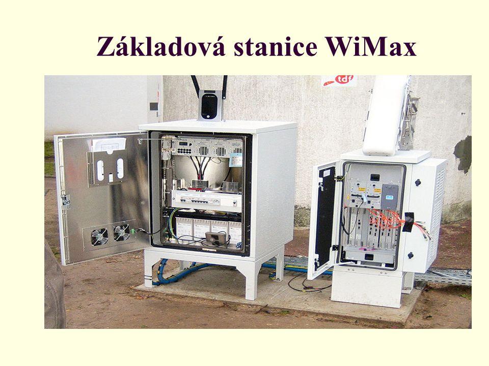 Základová stanice WiMax