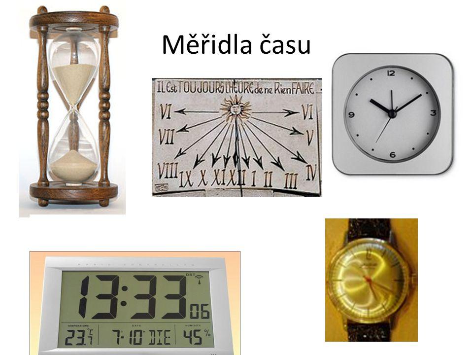 Měřidla času