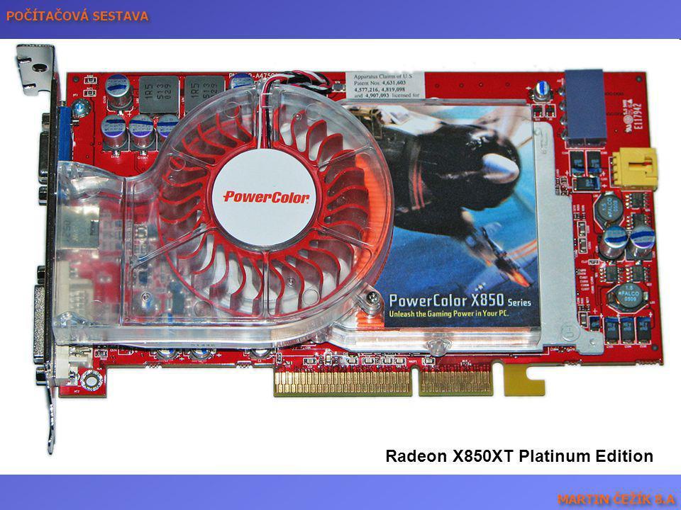 Radeon X850XT Platinum Edition