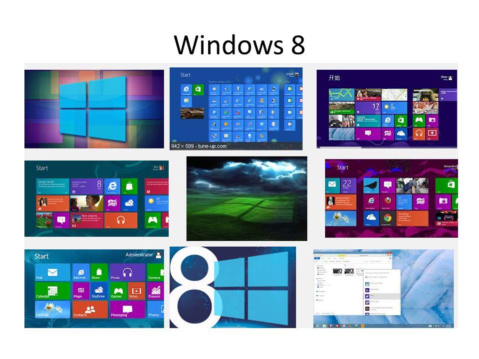 Úvodní obrazovka – Vše, co je pro vás důležité, najdete na nové úvodní obrazovce.