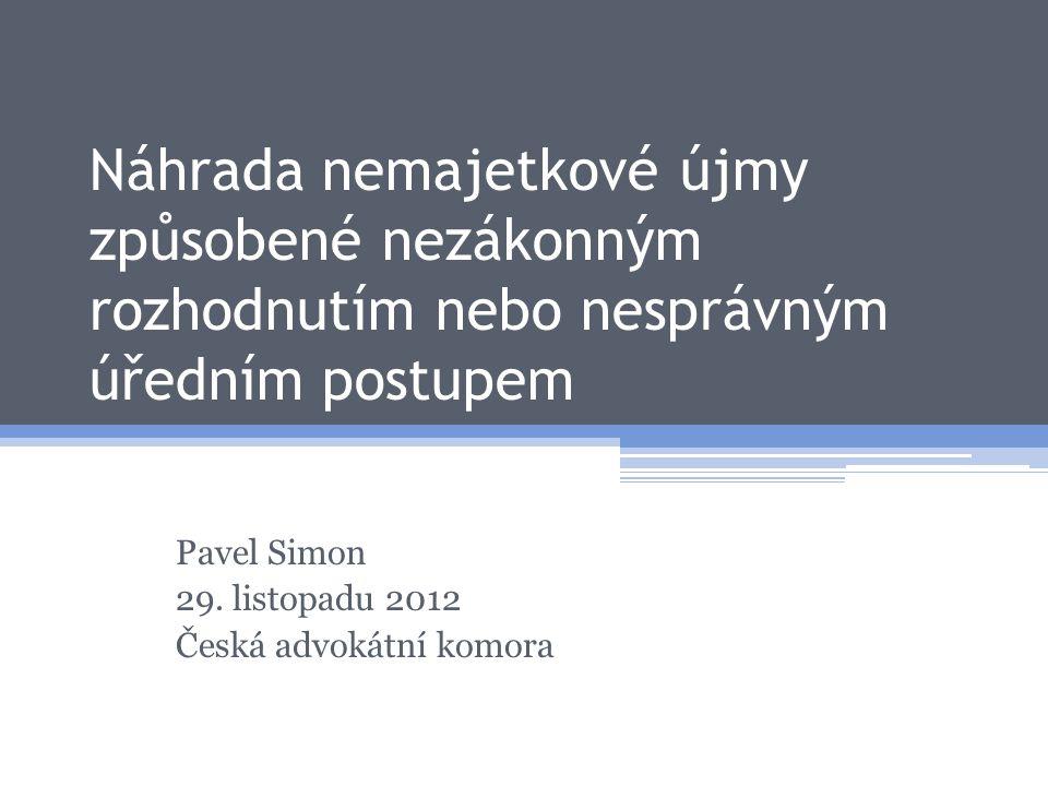 Časová působnost zák.160/2006 Sb. v jiném případě, než jsou průtahy II.