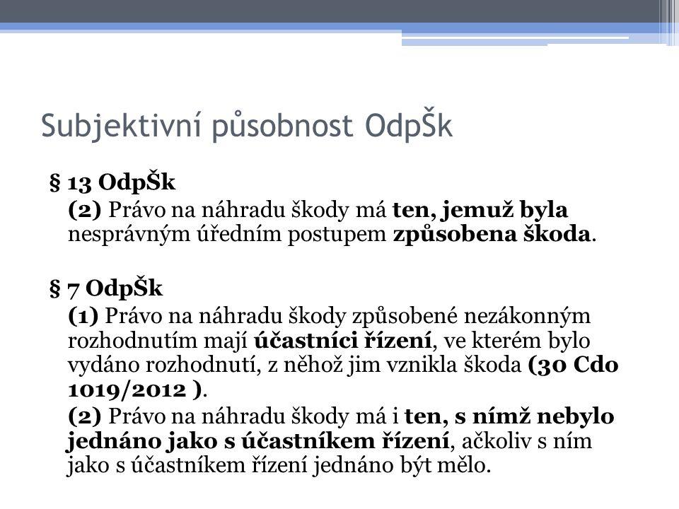 Přiměřenost délky řízení 29 Cdo 2012/2010 - Závěr, že celková délka řízení není přiměřená (ve smyslu § 13 odst.