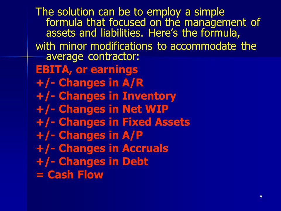 15 FIM - ŘÍZENÍ CASHFLOW VE STAVEBNÍM PODNIKU Plánování CF (Cash Budgeting) 4 ÚROVEŇ 2 – PROJEKTY Projektový CF je výsledek na bázi kalkulace a plánu v dané úrovni Projektový CF je kalkulace nákladů a výnosů rozvinutá v čase do položek reálného inkasa a reálných plateb – obvykle do měsíců, nejlépe do týdnů.