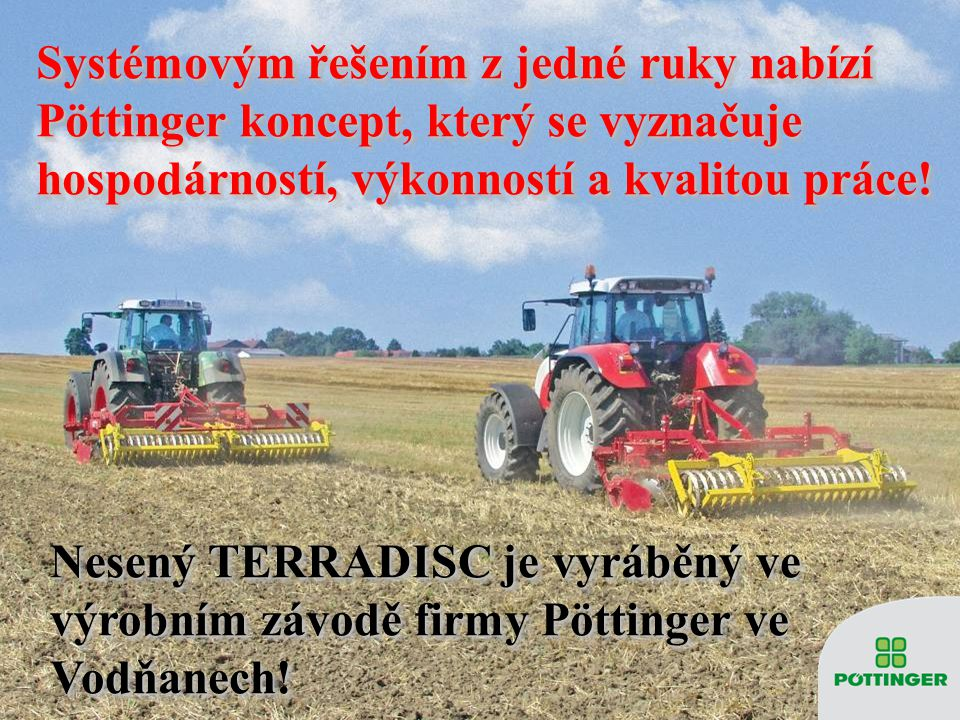 Jednatel Jaromír Novotný (vlevo) AGRINO, s.r. o.