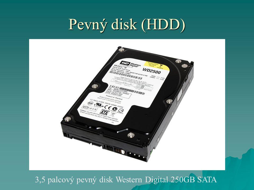 Pevný disk (HDD) 3,5 palcový pevný disk Western Digital 250GB SATA