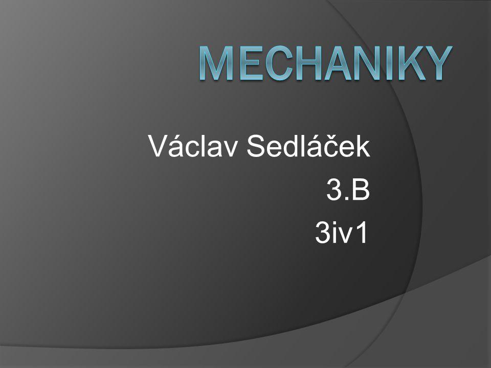 Václav Sedláček 3.B 3iv1