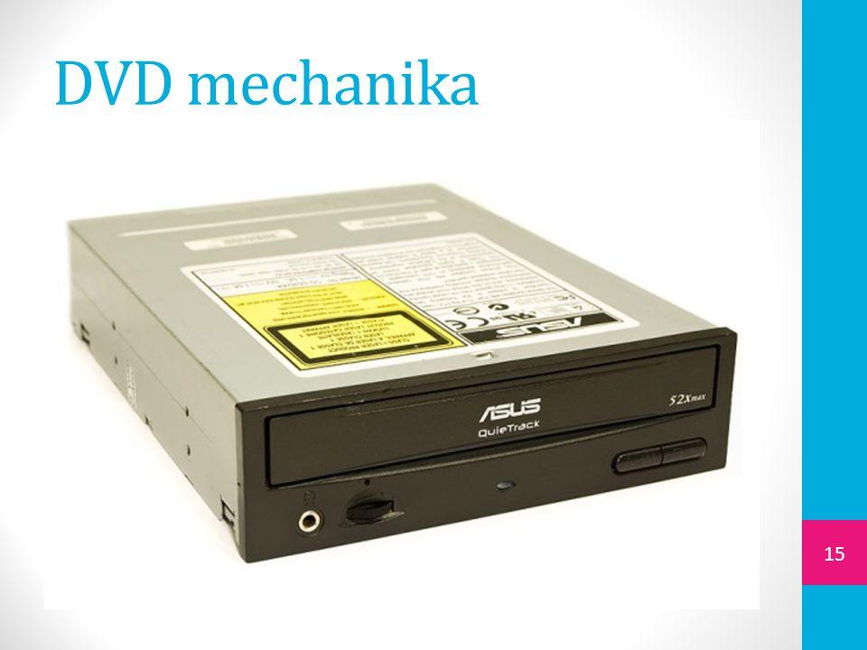DVD mechanika 15