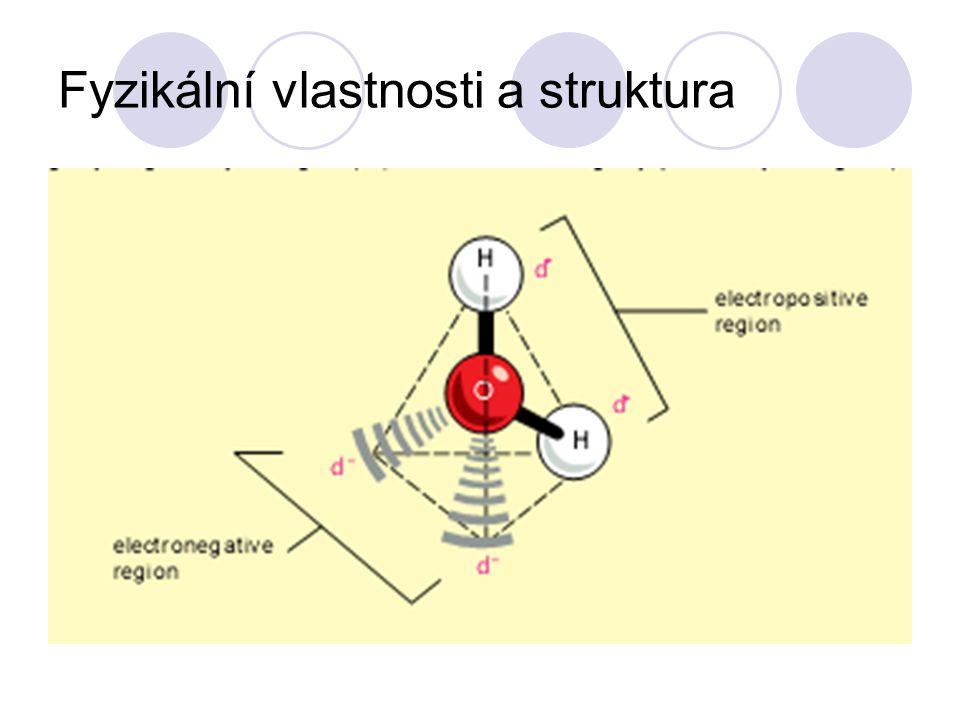 Fyzikální vlastnosti a struktura
