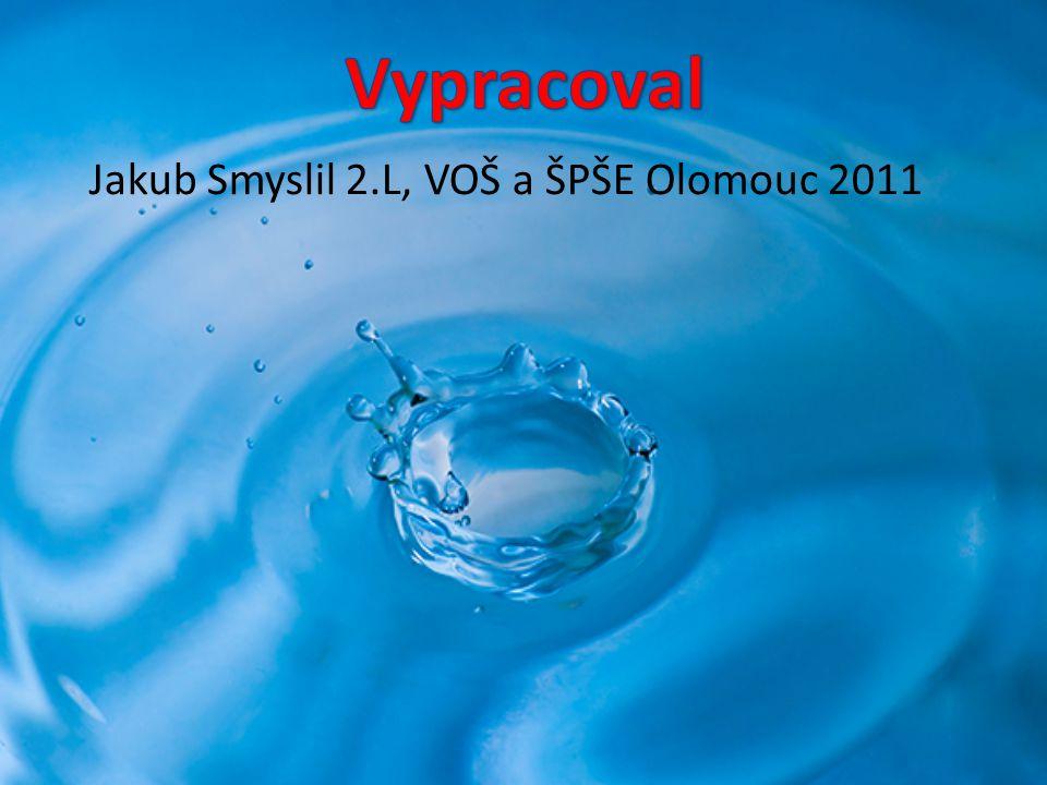 Jakub Smyslil 2.L, VOŠ a ŠPŠE Olomouc 2011