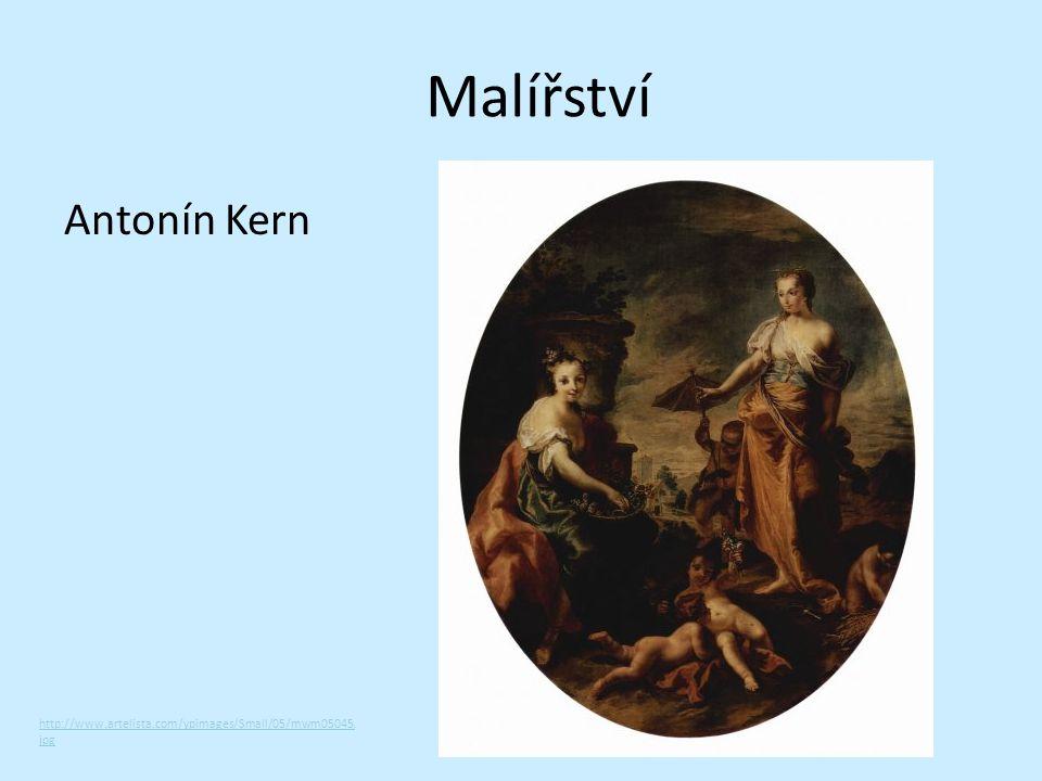 Malířství Antonín Kern http://www.artelista.com/ypimages/Small/05/mwm05045. jpg