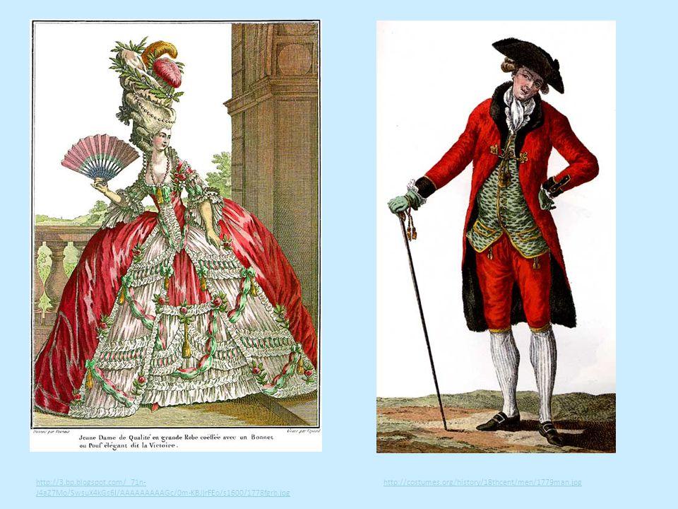 http://3.bp.blogspot.com/_71n- J4aZ7Mo/SwsuX4kGs6I/AAAAAAAAAGc/0m-KBJjrFEo/s1600/1778fgrb.jpg http://costumes.org/history/18thcent/men/1779man.jpg
