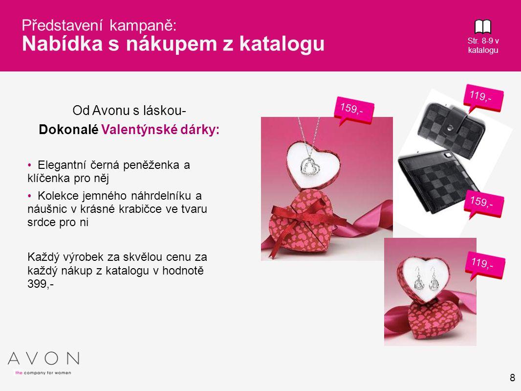 19 Připravte se na kampaň 3/2012 Den žen Infinite Moment EDT – skvělá nová vůně pro ni.