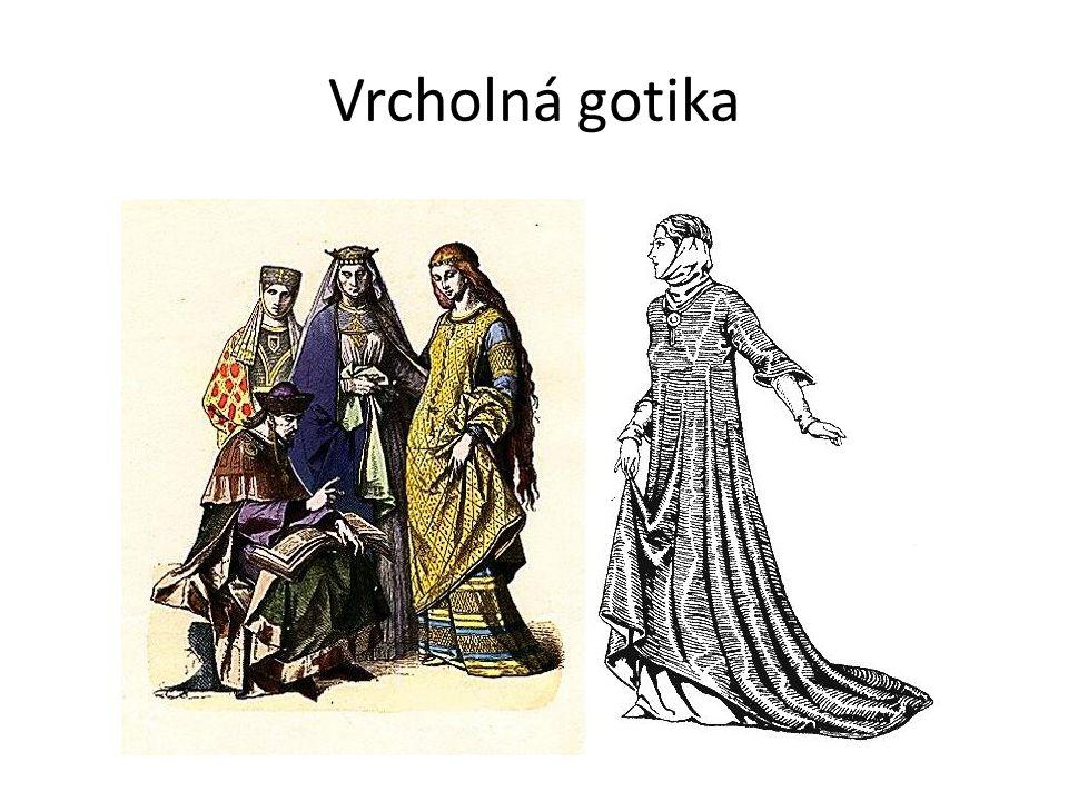 Vrcholná gotika