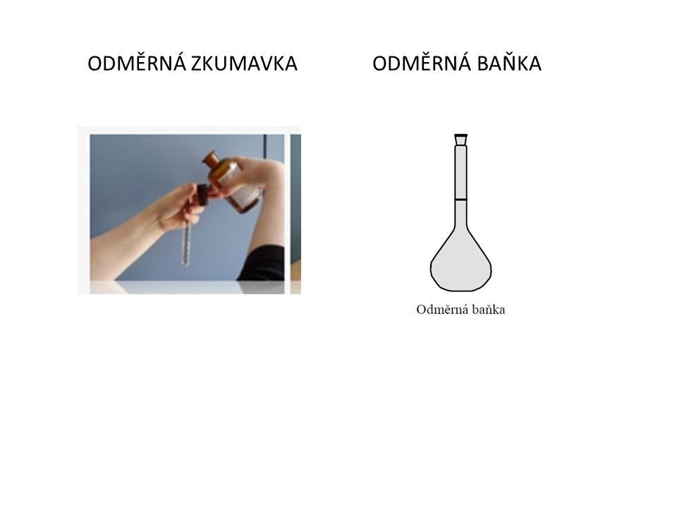 Úprava skleněných trubic Ohýbání skleněných trubiček.