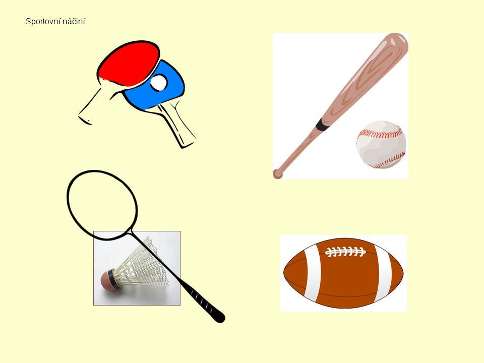 Sportovní náčiní
