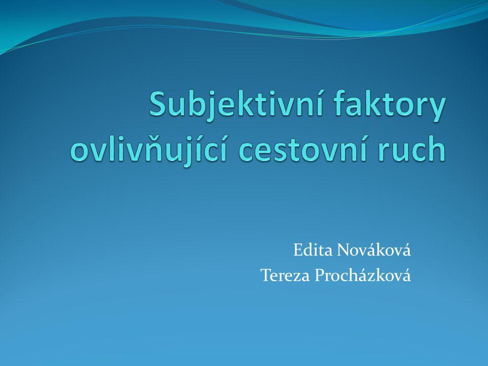 Edita Nováková Tereza Procházková