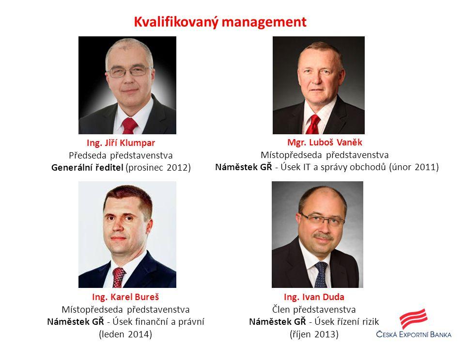 Kvalifikovaný management Ing.