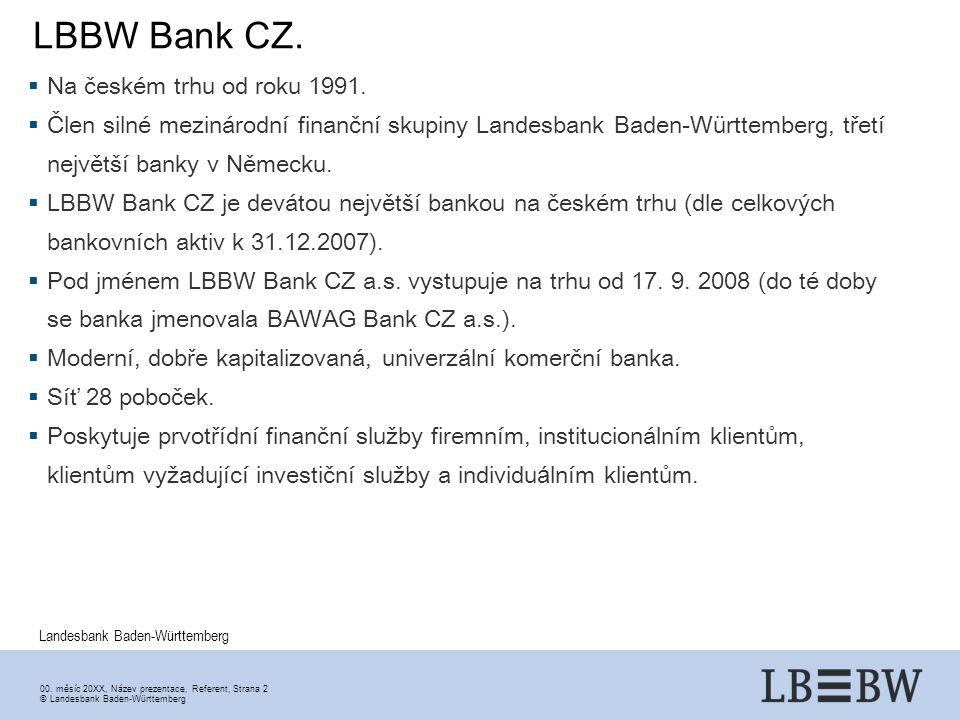 Landesbank Baden-Württemberg 00.