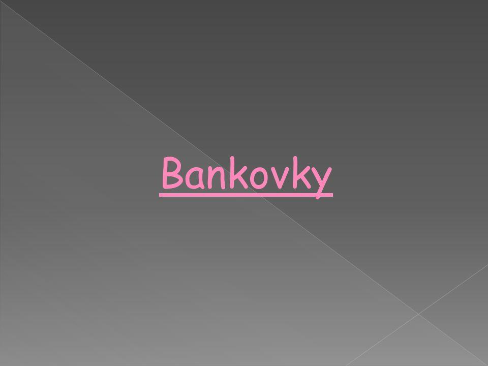 Bankovka, neboli cenný papír s určitou peněžní částkou je bezúročný platební prostředek, vydávaný centrální bankou.