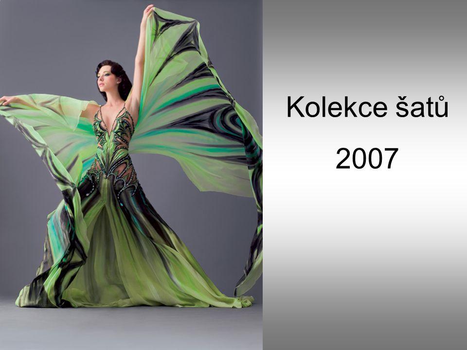 Kolekce šatů 2007