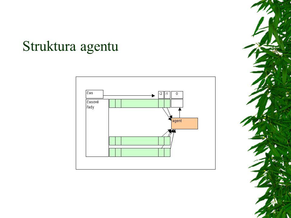 Struktura agentu