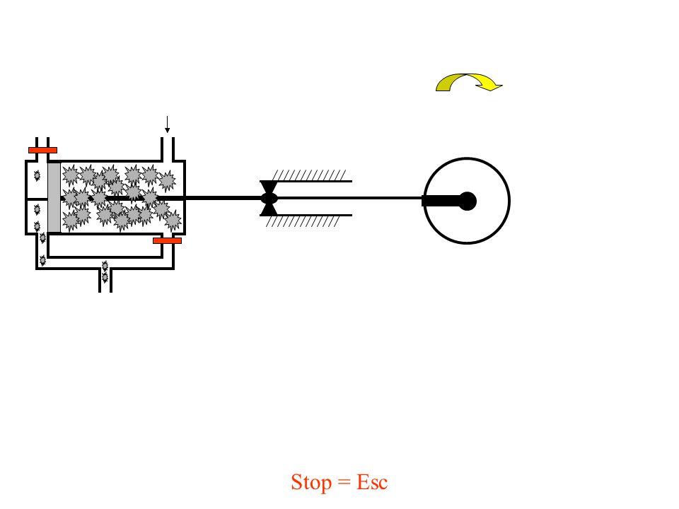Hořák B a ň k a s v o d o u Turbína Přeměňuje tepelnou energii na mechanickou Zde se přeměňuje chemická energie na tepelnou Pára Přenáší energii Start Zpět Sestava