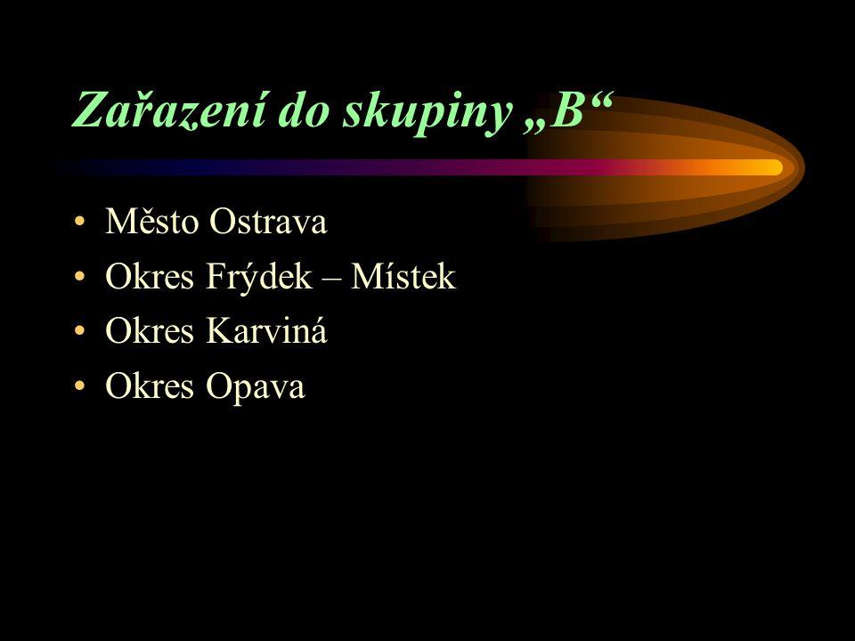 Okres Bruntál DEN BRAVEN Czech and Slovak s.r.o., Úvalno
