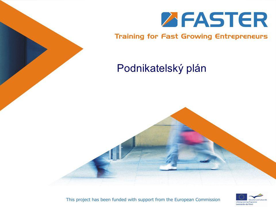 Positioning Podnikatelský plán