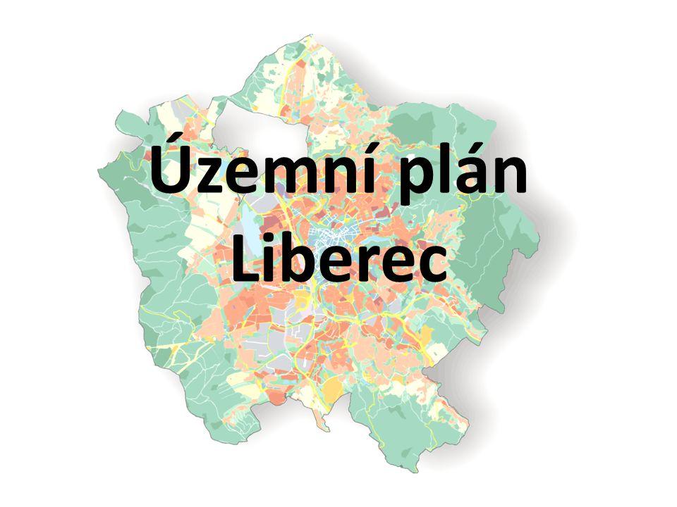 Co je územní plán.