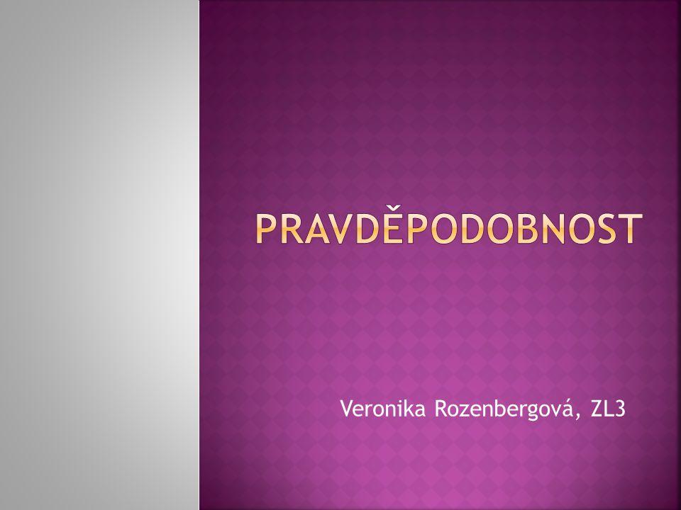 Veronika Rozenbergová, ZL3