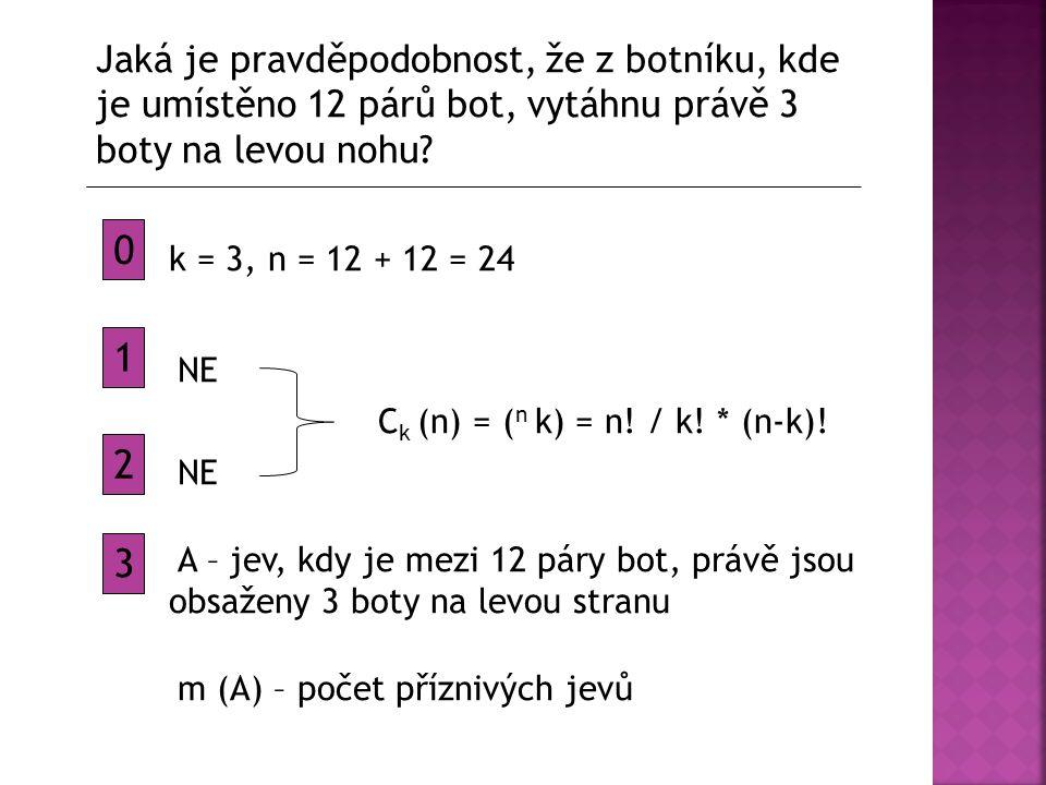 n = C 3 (24) = ( 24 3) = 24!/ 3.* 21. = 24 * 23 * 22 * 21!/3 * 2 * 21.