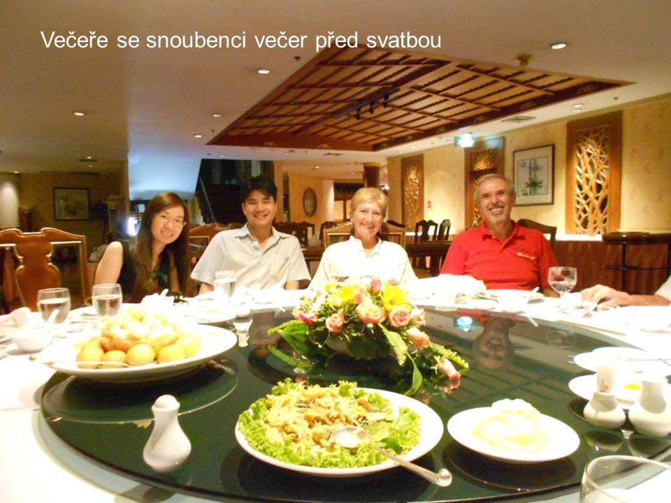 Thajská svatba 11/2011