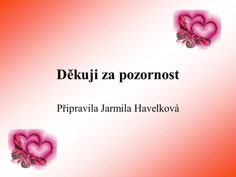 Použité zdroje 1. KAMPWERTHOVÁ, Karin, STRENGOVÁ, Corinna. Flirtuj až budou jiskry lítat. Jana Grégrová; Alexander Weiler. 1. vyd. Praha : BB Art, 200