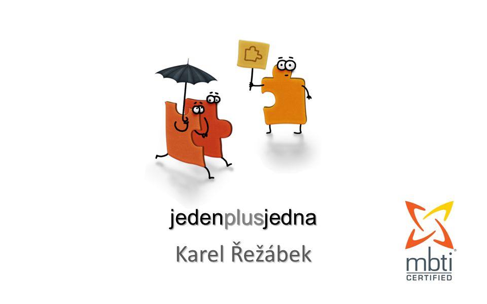 jedenplusjedna Karel Řežábek