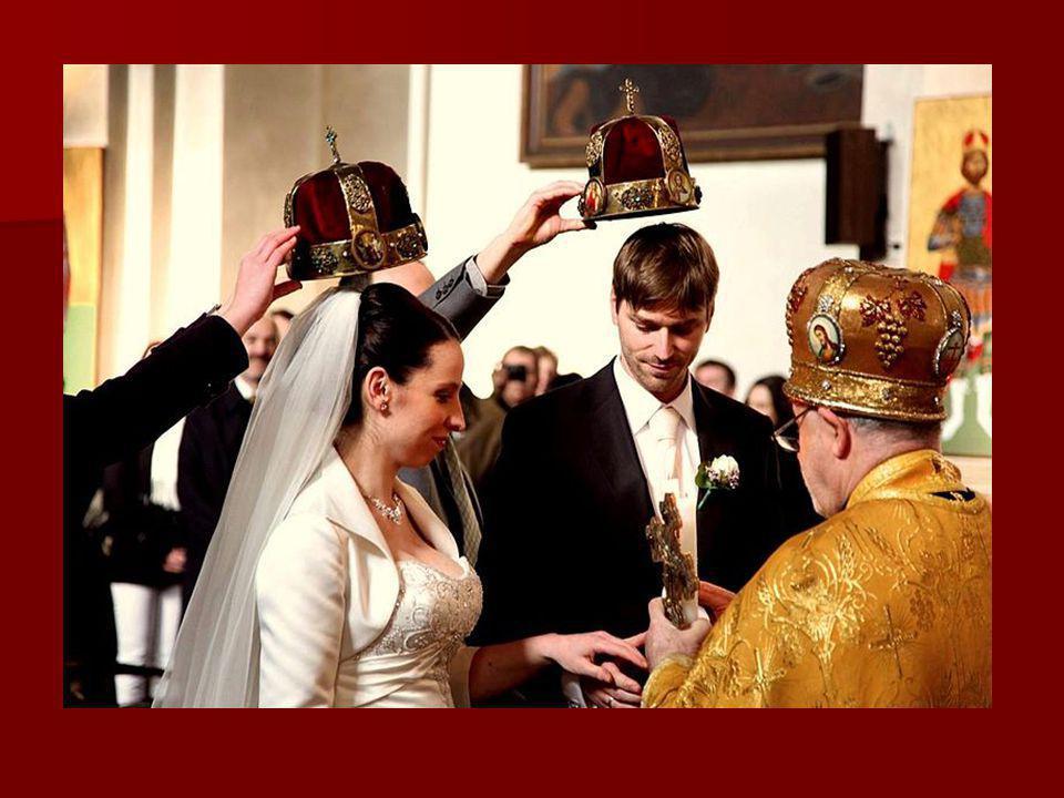 MANŽELSTVÍ DUCHOVENSTVA  Jedním z viditelných rozdílných znaků pravoslaví je, že zachoval tradici ženatého duchovenstva.