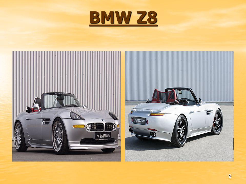 9 BMW Z8 BMW Z8