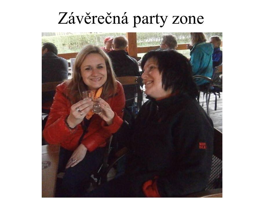 Závěrečná party zone