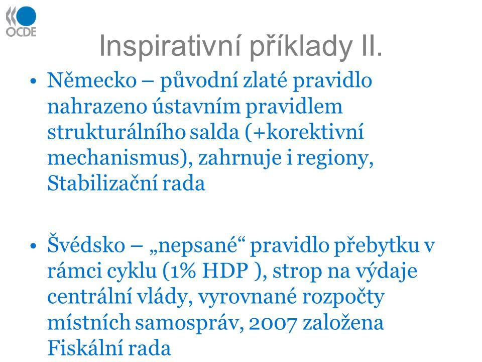 """Jaké """"second best řešení pro ČR."""