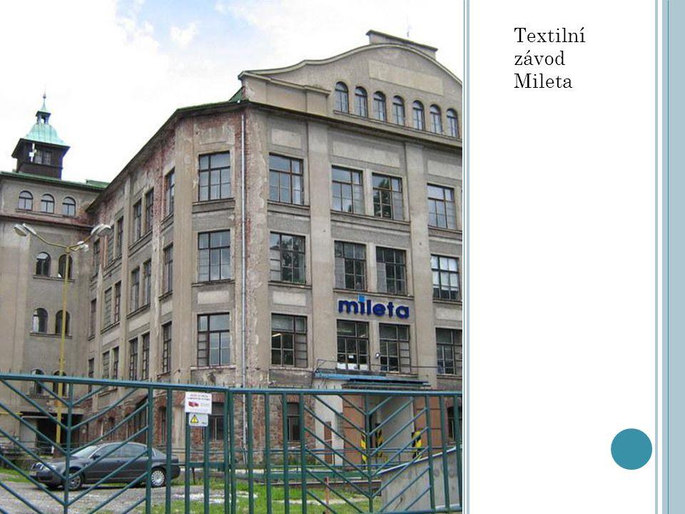 Textilní závod Mileta