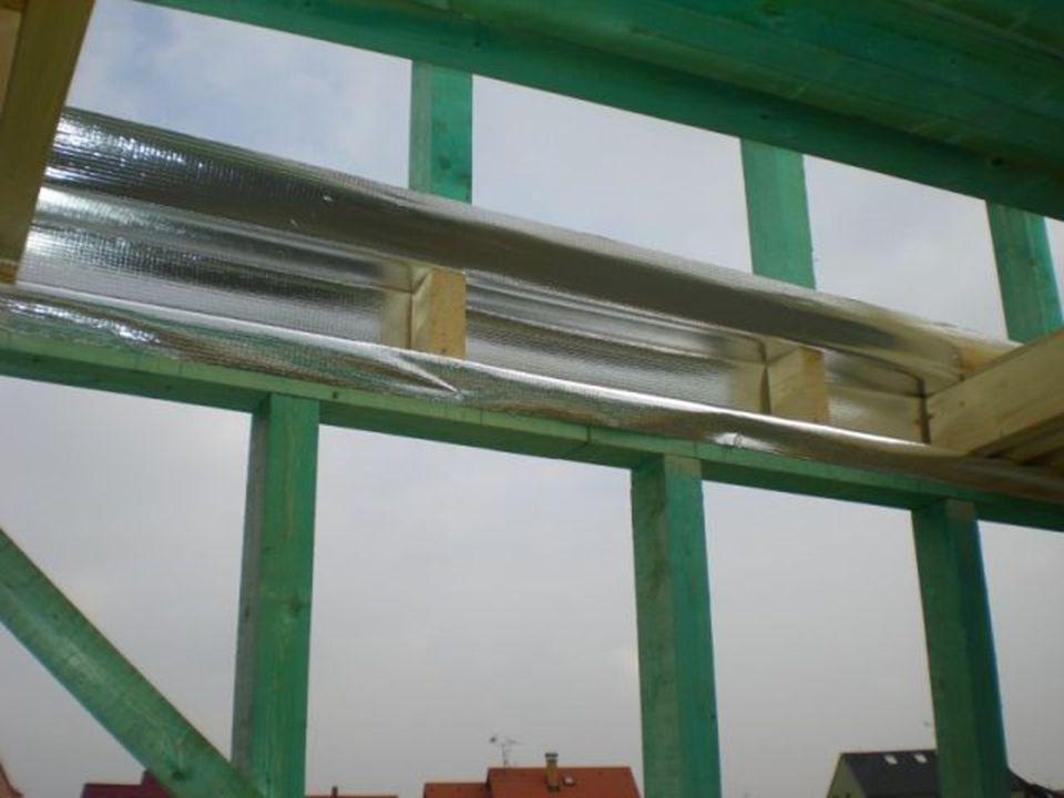 Navrhování, projektování stropů: Moderní dřevěné stropy – fošnové stropy: