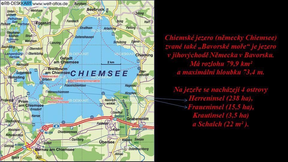 Hudba: ERNESTO CORTAZAR 'BERTHA' Chiemsee – výlet lodí