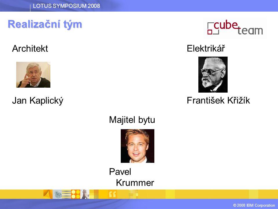 LOTUS SYMPOSIUM 2008 © 2008 IBM Corporation S Quickrem I.