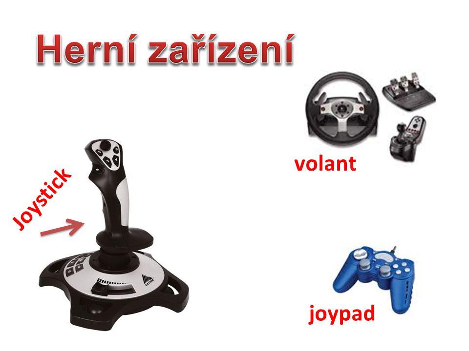 Joystick volant joypad