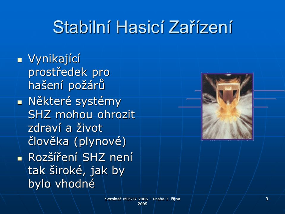 Seminář MOSTY 2005 - Praha 3.října 2005 14 Co přináší PBZ občanům.